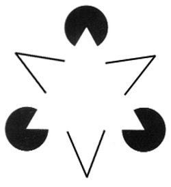 Kanizsa figure